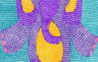 Color Texture Art