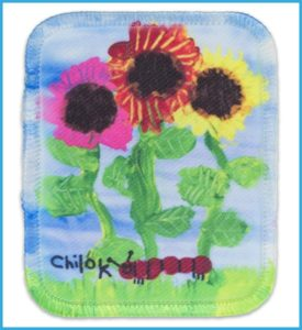 Patch with Children's Art