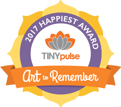 2017 TINYpulse Happiest Places to Work