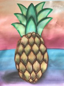 Pineapple Art Project