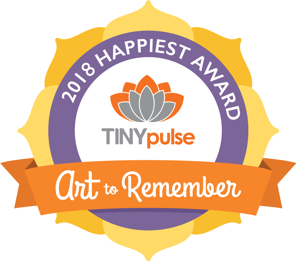 2018 TINYpulse Happiest Places to Work