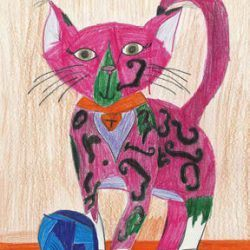 Fanciful Pet Art