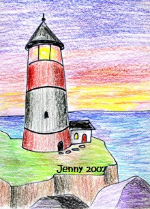 Lighthouse Art
